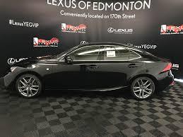 lexus f series cars new 2017 lexus is 300 f sport series 1 4 door car in edmonton