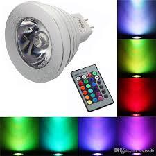 12v mr16 led flood lights 3w led rgb bulb changing 3w led spotlights rgb led light bulb l