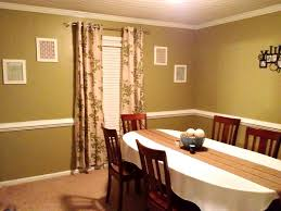 Dining Room Curtains Ideas by Dining Room Curtains Pinterest 2 Drop In Leaves Black Wood Table