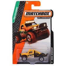 matchbox cars matchbox rock shocker vehicle assorted big w