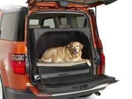 nissan rogue for dogs weeklong test honda element 4wd ex with dog friendly package