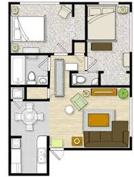 art lesson plan interior design dream room fcs pinterest