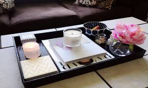 Trays For Coffee Table by Coffee Table Ottoman With Serving Tray Thesecretconsul Com