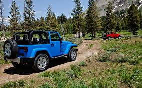 camping jeep wrangler top 10 off roading destinations for summer 2012 travel truck trend