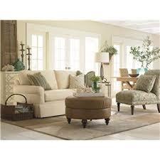 charles of london sofa bassett custom upholstery loft b customizable b stationary sofa