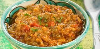 caviar recettes cuisine caviar d aubergine à la tomate facile et pas cher recette sur