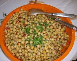 cuisiner les pois chiches pois chiches en salade tiède bigmammy en ligne