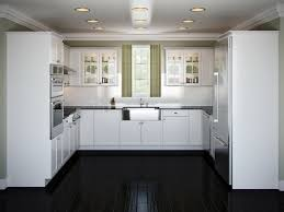 cool kitchen u shape tatertalltails designs