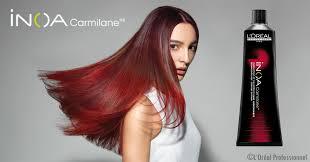cheveux rouge acajou quelle couleur tendance pour les cheveux cet été