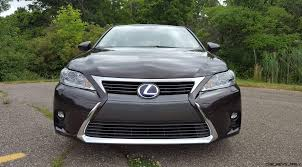 lexus ct 200h road test review 2016 lexus ct200h by carl malek