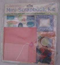 Colorbok Scrapbook Colorbok Mini Scrapbook Kit Friends Ebay