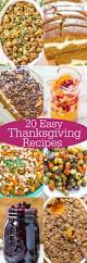 thanksgiving receips 20 easy thanksgiving recipes easy thanksgiving recipes
