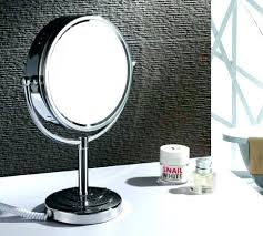 lighted makeup mirror reviews best lighted makeup mirrors reviews double sided lighted makeup