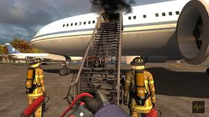 airport firefighters the simulation gameplay youtube