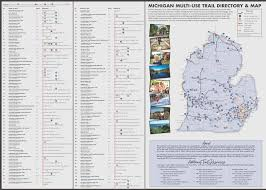 Map Of Upper Michigan by Maps Michigan Trails And Greenways Alliance
