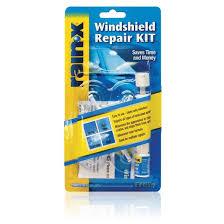 amazon com rainx fix a windshield do it yourself windshield