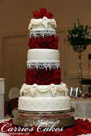the 25 best red wedding cakes ideas on pinterest red big