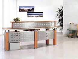 Wood Reception Desk by Room Table Stunning Reception Desk Ideas Bfc Had A Stunning