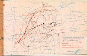 Florida Tornado Map by Weather Weirdness Often Deadly March Has Seen Zero Tornado