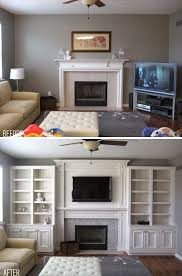 How To Decorate Media Room - best 25 white built ins ideas on pinterest built ins built in