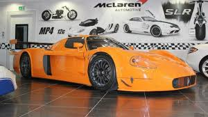 maserati mc12 red maserati mc12 corsa by edo competition up for sale costs 1 395