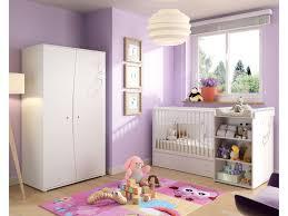 chambre noa bébé 9 armoire 2 portes chambre de bébé noa l 101 x l 58 x h 186