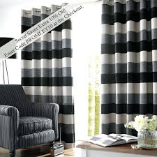 Brown And White Striped Curtains Black And White Striped Drapes Curtains Uk Grey Target