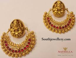 design of earrings gold 391 best earring images on indian jewelry indian