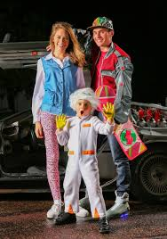 marty mcfly costume back to the future costume