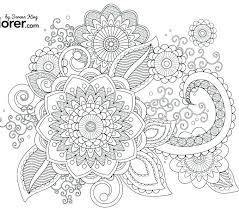 coloring pages henna art henna coloring pages here are coloring pages images henna coloring