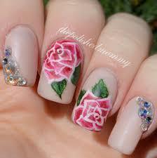 galaxy diamond nail art design tutorial youtube nail art diamonds