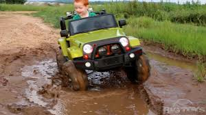 power wheels wheels jeep wrangler big toys lifted truck style power wheel w rc parental remote and