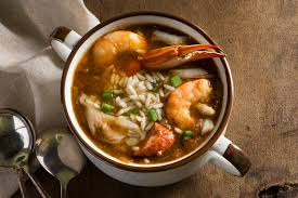 lot of 6 gumbo soup seafood gumbo recipe rouses supermarkets