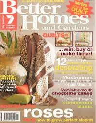 better homes and gardens magazine subscription change address