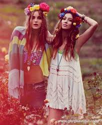 bohemian fashion bohemian chic fashion style summer 2013 trend