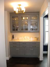 painted desk ideas kitchen charming built in kitchen hutch ideas with grey painted
