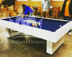 Custom Cloth Pool Table Cover 8ft Pool Table Etsy