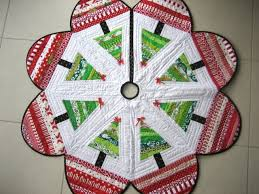 quilted tree skirt patterns 17 images about tree skirts