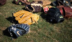 How To Care For Your by How To Care For Your Baseball Glove During The Winter Baseball Tips