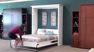Wall Bed by Wall Beds Murphy Wall Beds San Diego 1 Youtube