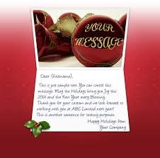 Christmas Cards For Business Clients Best Corporate Holiday Ecards For Every Occasion