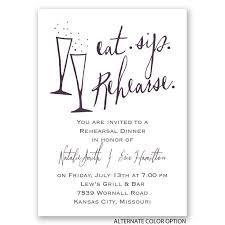 invitation msg for dinner best 25 rehearsal dinner invitation