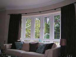 Living Room Curtain Ideas Modern Living Room Ideas To Minimalist Design With Bay Window Intended