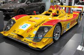 porsche spyder yellow ausmotive com aims 2012 gallery porsche