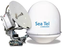 cordland marine ab seatel 100 satellite tv hd