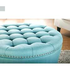 Padded Ottoman Awesome Turquoise Ottoman Teal Storage Ottoman Medium Size Of