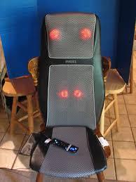 Homedics Chair Back Massager Homedics Shiatsu Massage Chair Cushion Mcs 600h Back And Neck