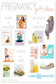 Pregnancy Gift Basket A Great List Of Pregnancy Gift Ideas For All Styles And Budgets