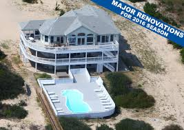 the fitzgerald r11463 is an outer banks oceanfront vacation