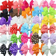 barrettes for hair 30pcs set hair ribbon bow prong alligator hairpins barrettes hair